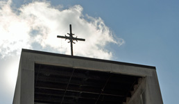 St Teresa of Avila Parish Chicago cross