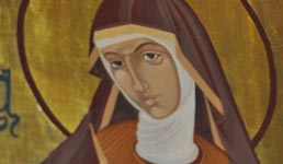 St Teresa of Avila painting