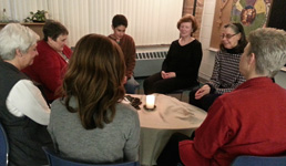St Teresa Parish women's spirituality group
