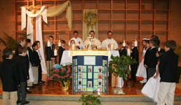St Teresa Parish liturgy and ministry - communion