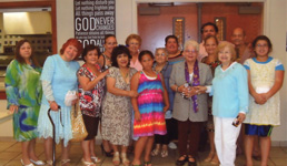 St Teresa Parish Hispanic community