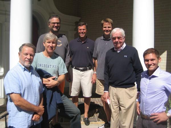 St Teresa Parish men's spirituality group