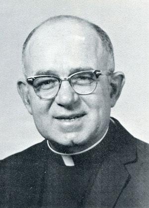 Father Matthias Hoffman, Pastor 1968 - 1980