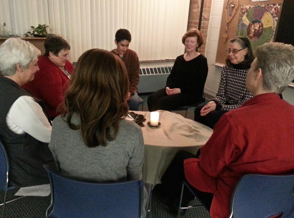 St Teresa Parish women's spirituality group