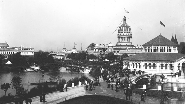 Chicago Columbian Exposition 1893