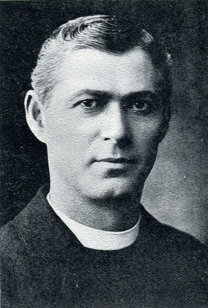 Reverend Matthias Barth