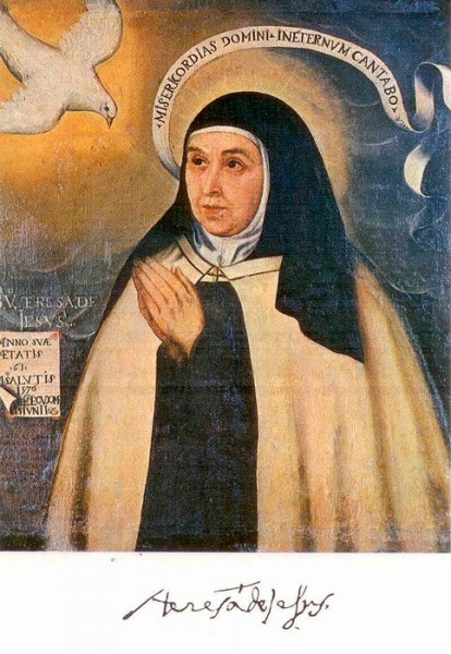St Teresa of Jesus