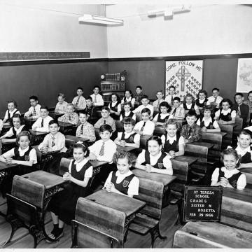 parishioners-Teterycz-school_1956-Grade-5,-Sr.-Rosetta