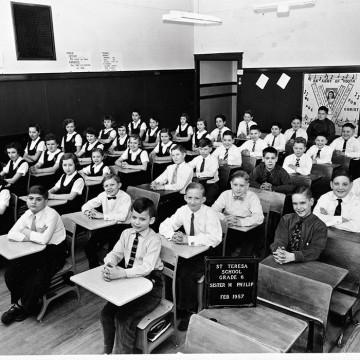 parishioners-Teterycz-school_1957-Grade-6,-Sr.-M.-Phillip