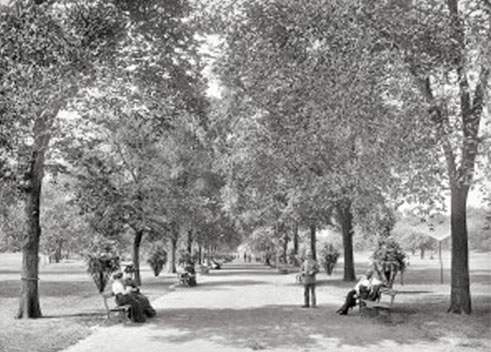 Lincoln Park, early 1900s